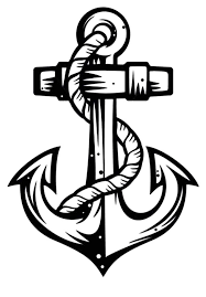 How To Draw An Anchor Infinity Sign Recipe Infinity Sign Infinity Drawings Pencil Drawings