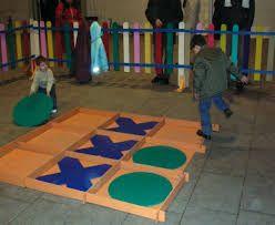 Resultado De Imagen Para Juegos Gigantes Para Fiestas Educacion