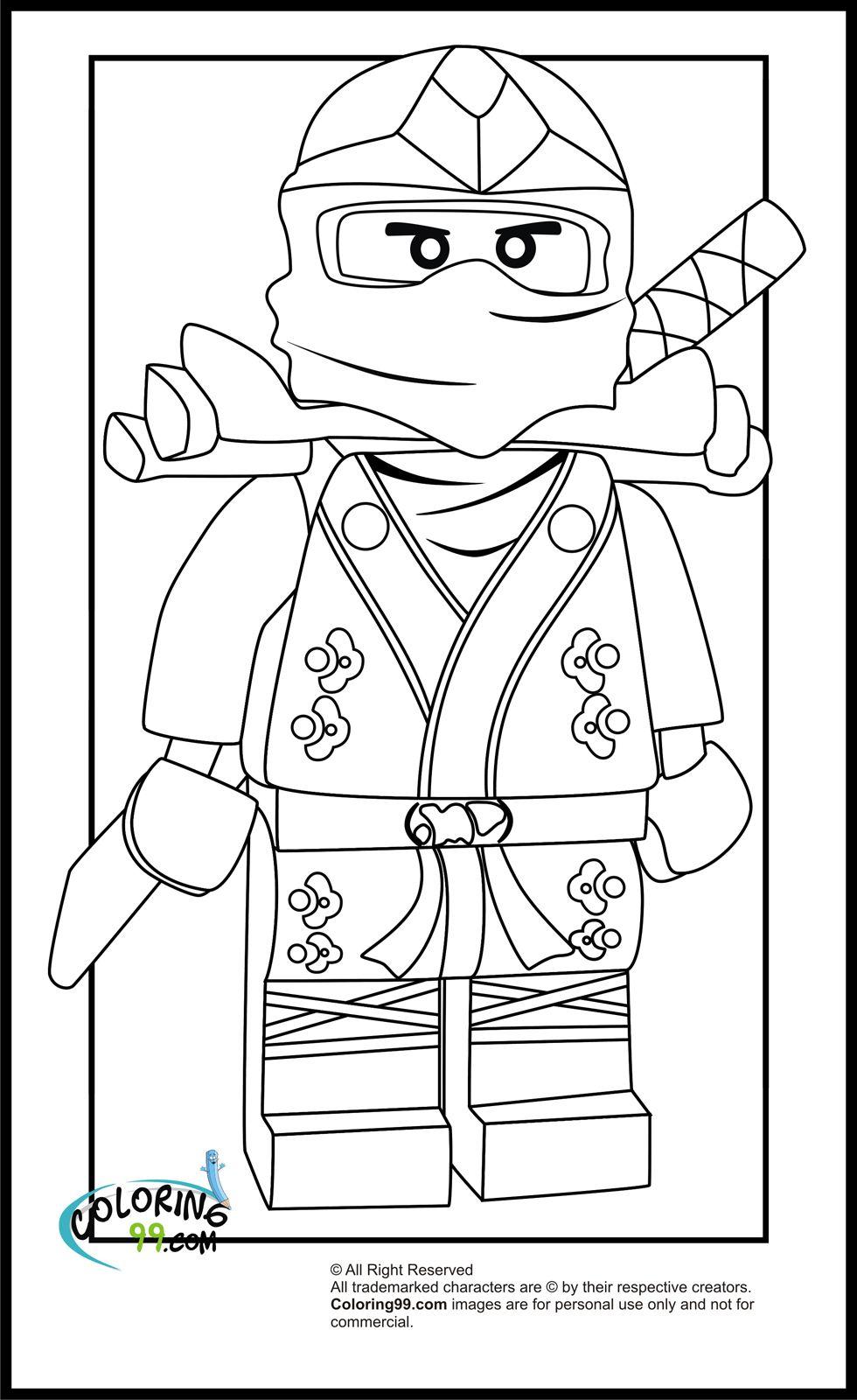 Lego Ninjago Grüner Ninja Ausmalbilder : Ninjago Lloyd Green Ninja Zx Jpg 980 1 600 Pixels Living Little