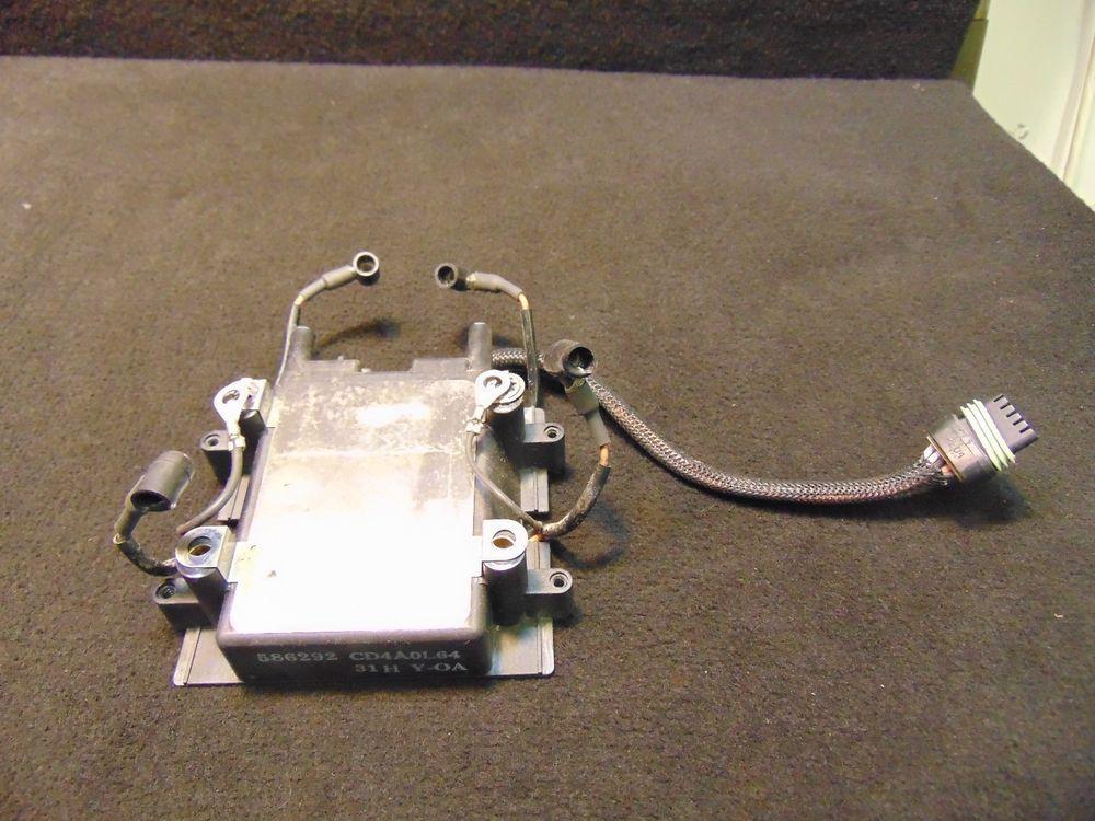 586292 Power Pack Assy 1995-2006 80 88 90 100 105 112 115 Hp