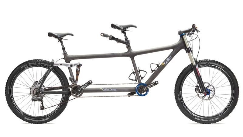 The Sexiest Tandem Ever Built Tandem Bicycle Bicycle Tandem