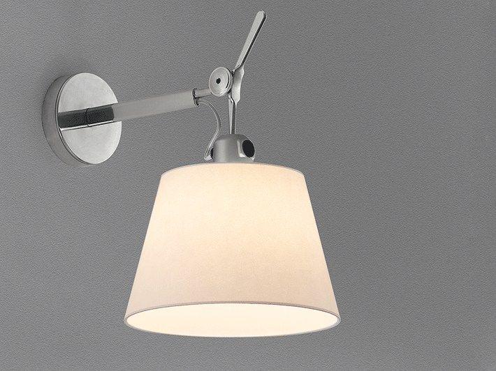 Plafoniere Da Parete Alternative : Tolomeo diffusore lampada da parete in carta pergamena