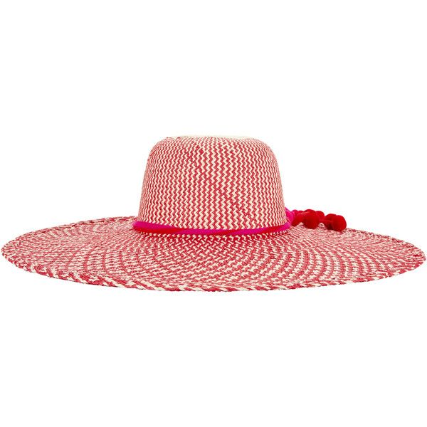 ac44ac63d08 Peruvian Toquilla Hat ( 199) ❤ liked on Polyvore featuring accessories