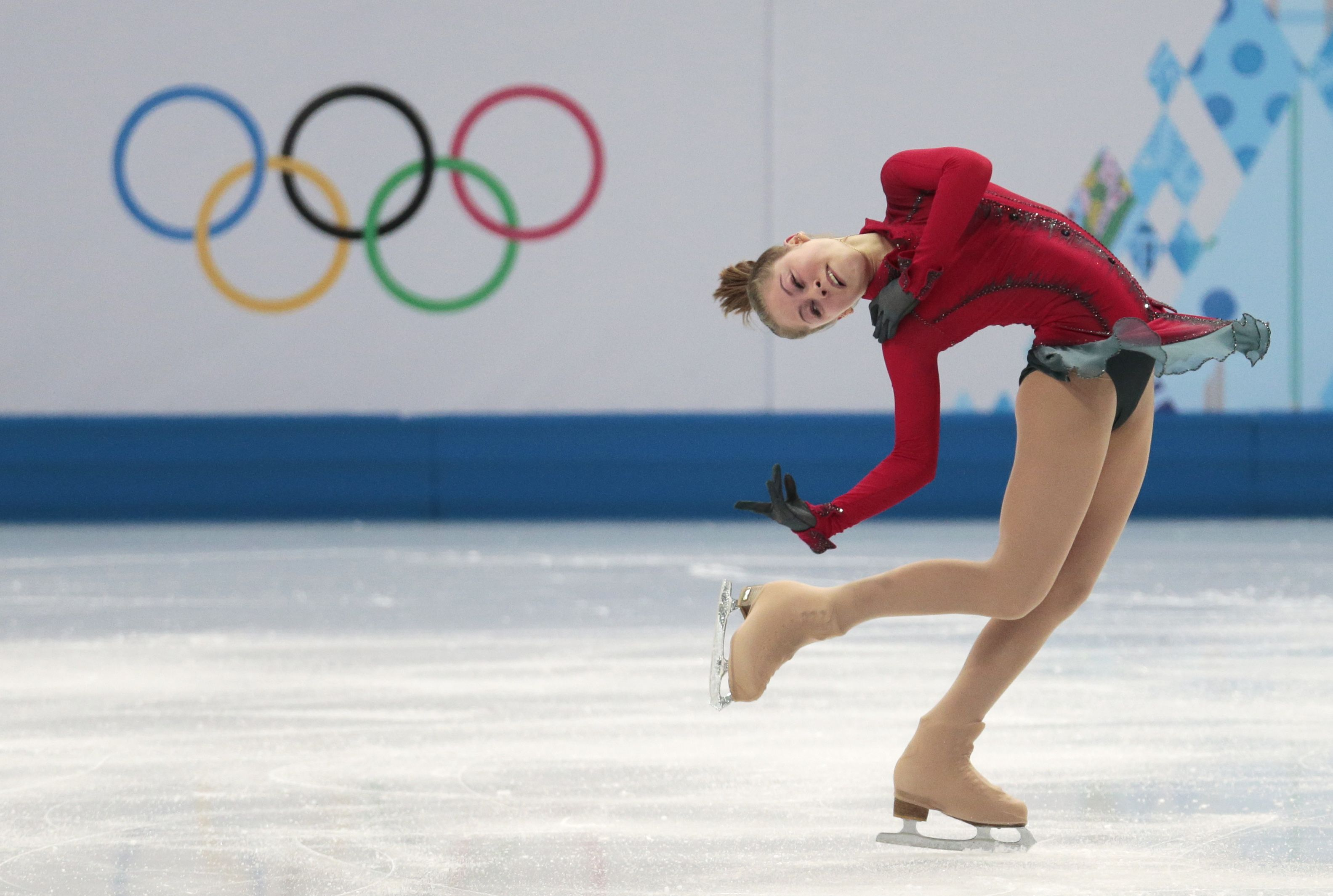 Canadian olympic figure skaters toned down their routine to be less sexy