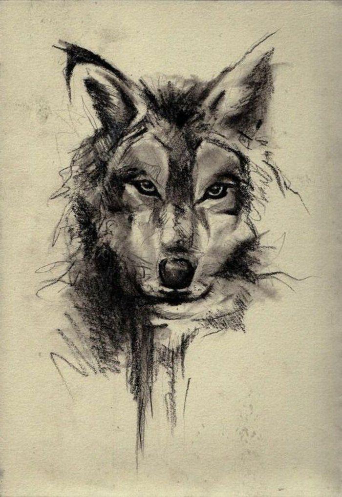 Photo of ▷ 1001 + idées pour un grand tatouage de loup que vous aimerez beaucoup