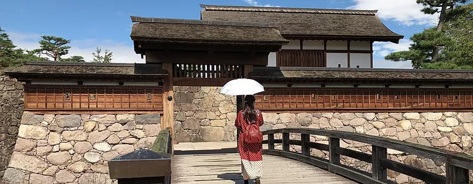 #26 松代城|長野県|日本100名城スタンプ制覇を目指す