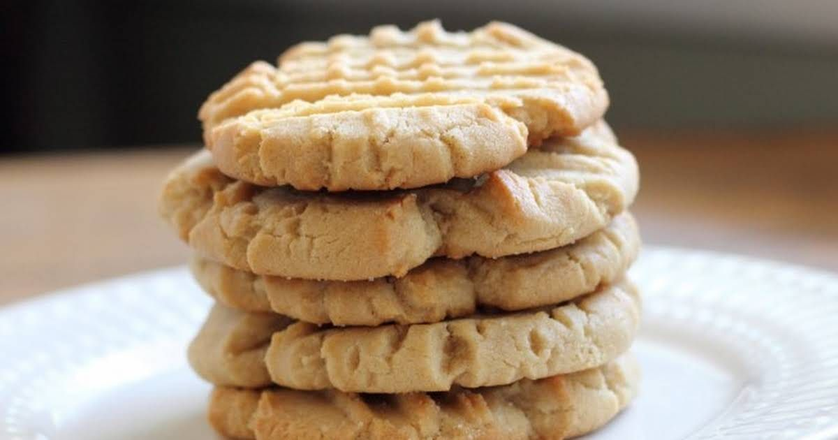 Cake mix peanut butter cookies recipe yummly butter