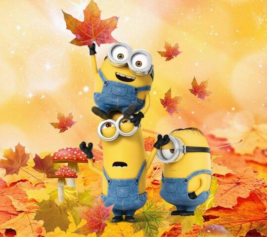 Fall Animated Wallpaper Windows 7 Happy Fall From Bob Kevin And Stuart Other Interesting