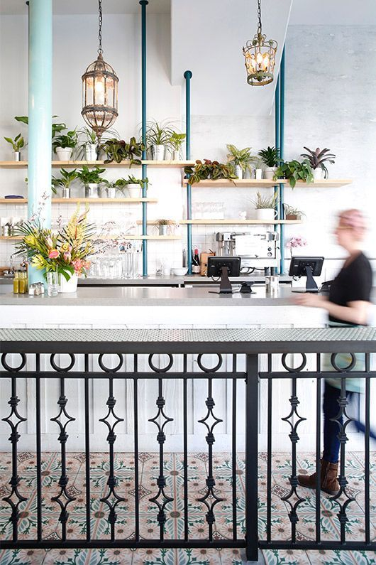 Our Fixer Upper Coffee Shop Inspo  Versailles Coffee And Glamorous Coffee Shop Kitchen Design Design Ideas