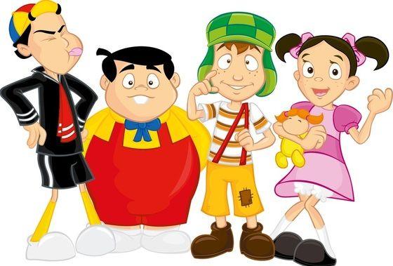 Personagens Chaves Desenho Pesquisa Google Turma Do Chaves