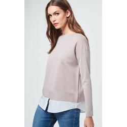 Photo of Pullover in Puder-Rosé windsorwindsor
