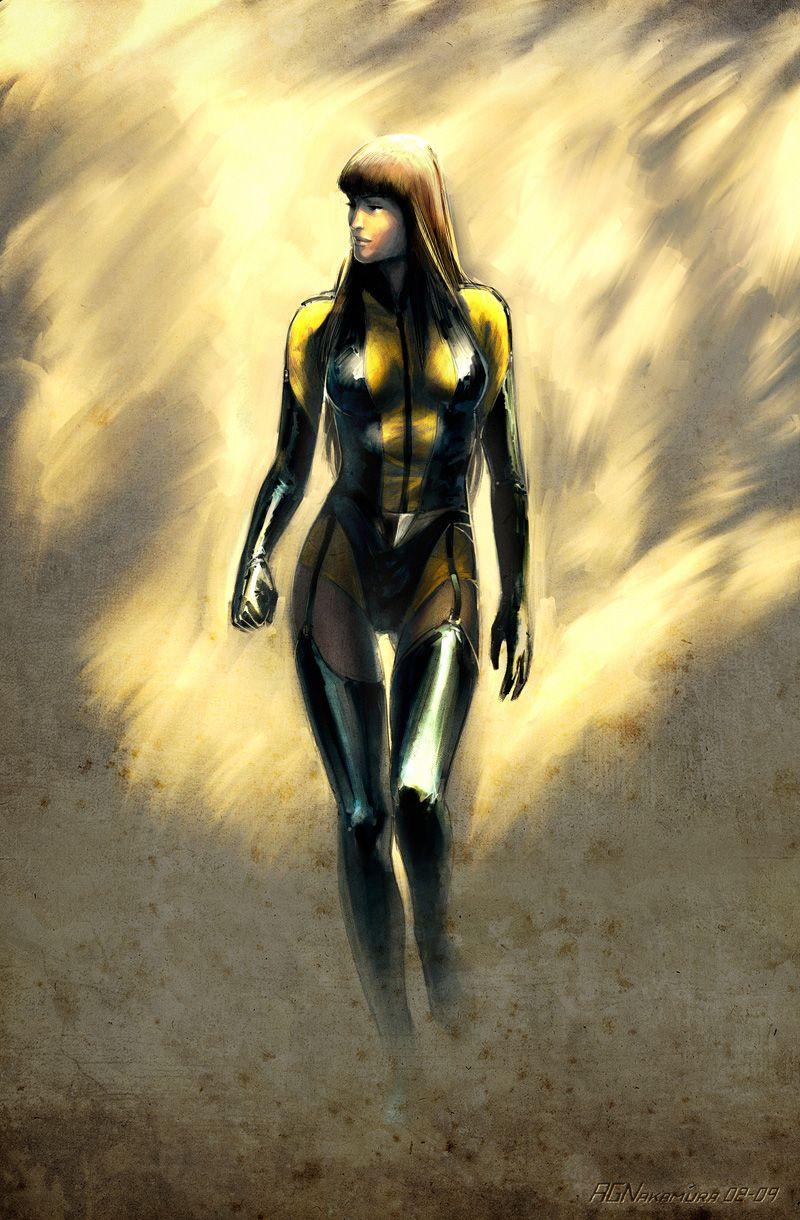 Watchmen - Silk Spectre II by AGNakamura * | Silk spectre ...