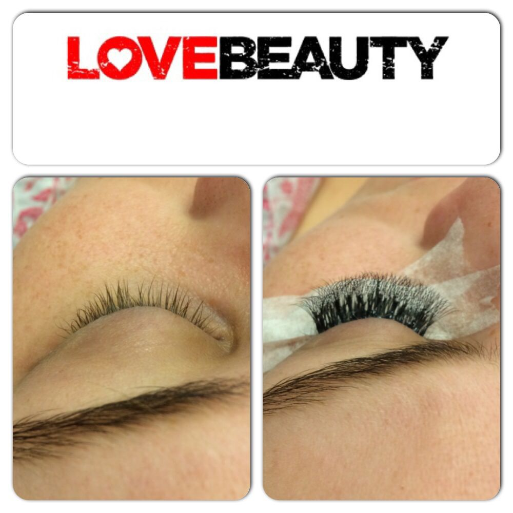 d122caf11e4 Party lashes before and after | Lash Extensions | Party lashes ...