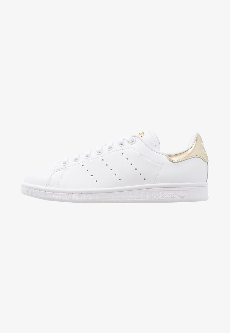 STAN SMITH Sneaker low footwear whitegold metallic