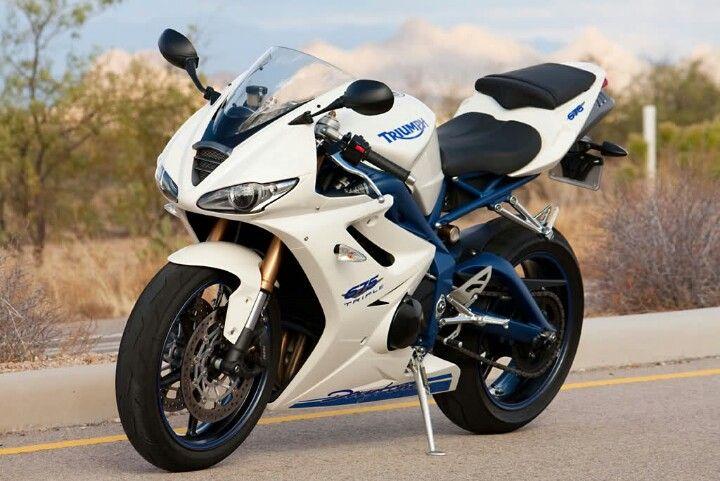 2010 Triumph Daytona 675SE | My future motorcycle | Pinterest