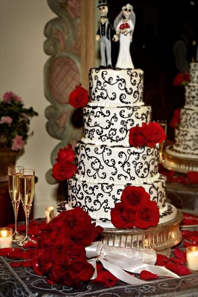 I LOVE THE CAKE, AND THE CAKE TOPPER TOO LOL BUT I WOULD PROBABLY ...