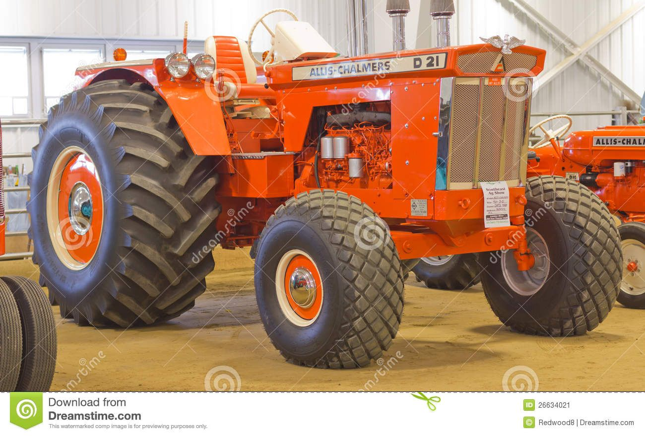 Allis Chalmers D21   Just Cool Tractors   Tractors, Yanmar ...