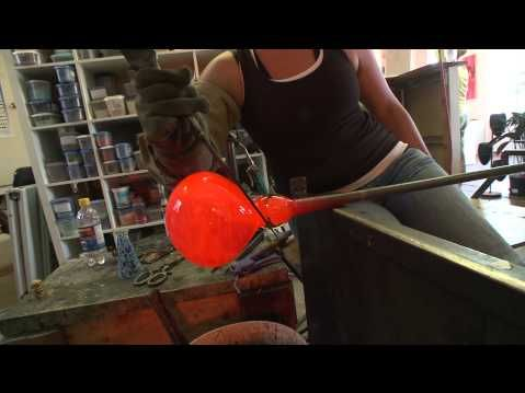 The Art of Glassblowing in Kingston – Ontario, Canada