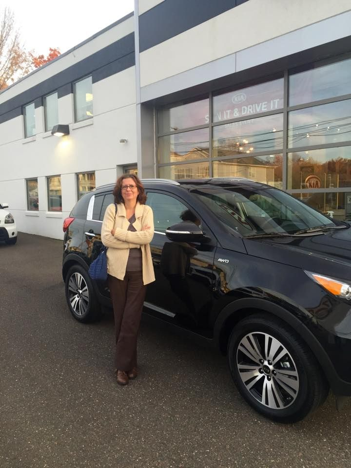 Gary Rome Kia >> Congratulations To Mary Orszulak On Her Recent Purchase Of A