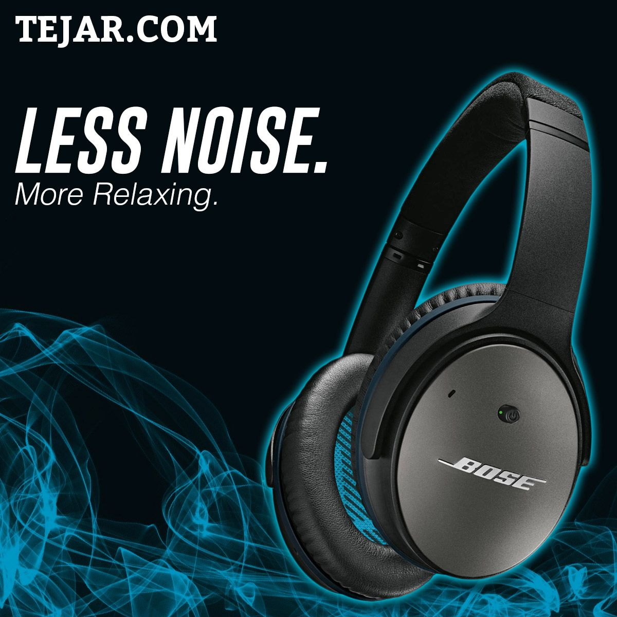 dab898f02f5 QuietComfort 25 headphones are engineered to sound better, be more  comfortable and easier to take with you. #Tejar #Bose #uae #dubai