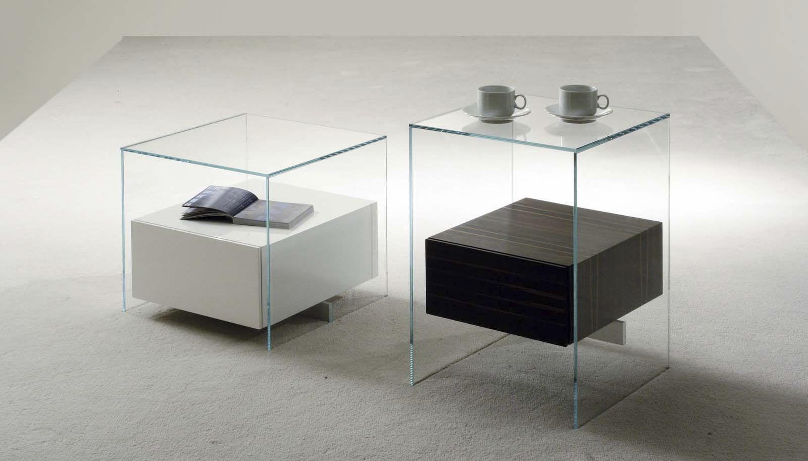 Billig Nachttisch Aus Glas Nachttisch Glas Nachttisch Design