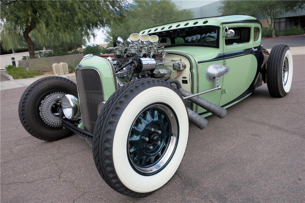 Jason Graham Hot Rods & Cool Customs - Award Winners | Cars that my ...