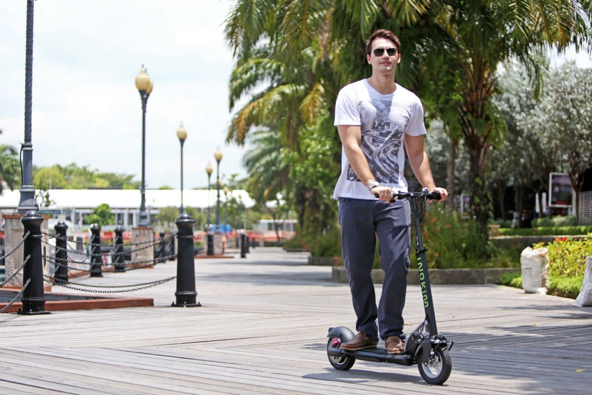 Whether Personal Electric Vehicles are legal, where you can ride them, and more