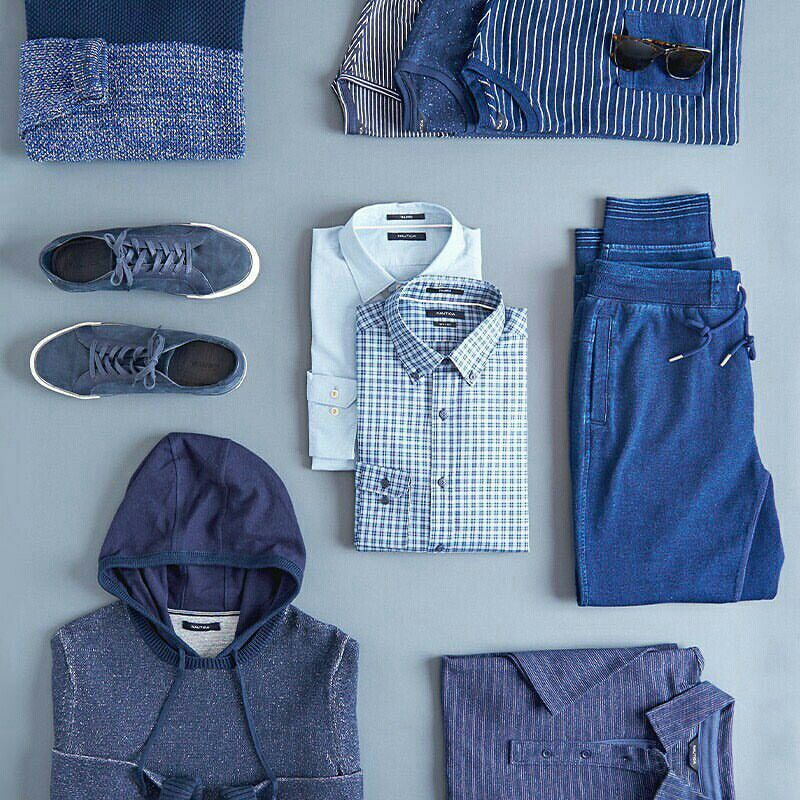 Outfit grid - Mix & match