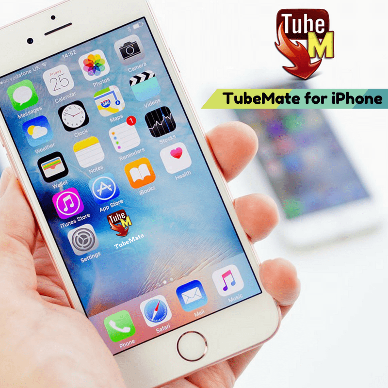 Download Tubemate For iPhone (7,6s,6) & iPad and iOS