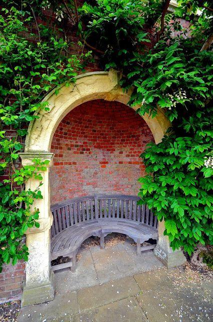 Sumerleyton Hall & Gardens, Lowestoft, Suffolk, England