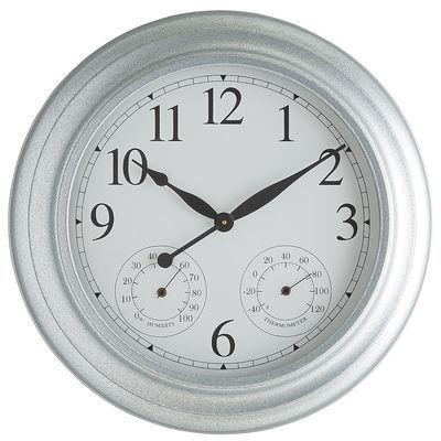 Outdoor Weather Clock Clock Outdoor Clock Outdoor Weather