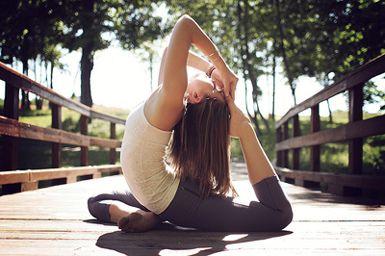 man i have a headache  how to do yoga yoga poses