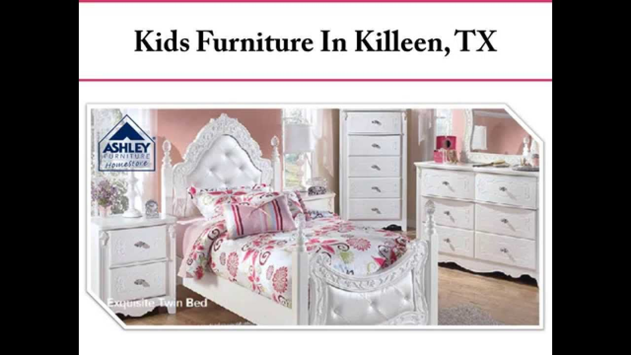 Ashley Furniture HomeStore provides a wide range of kids