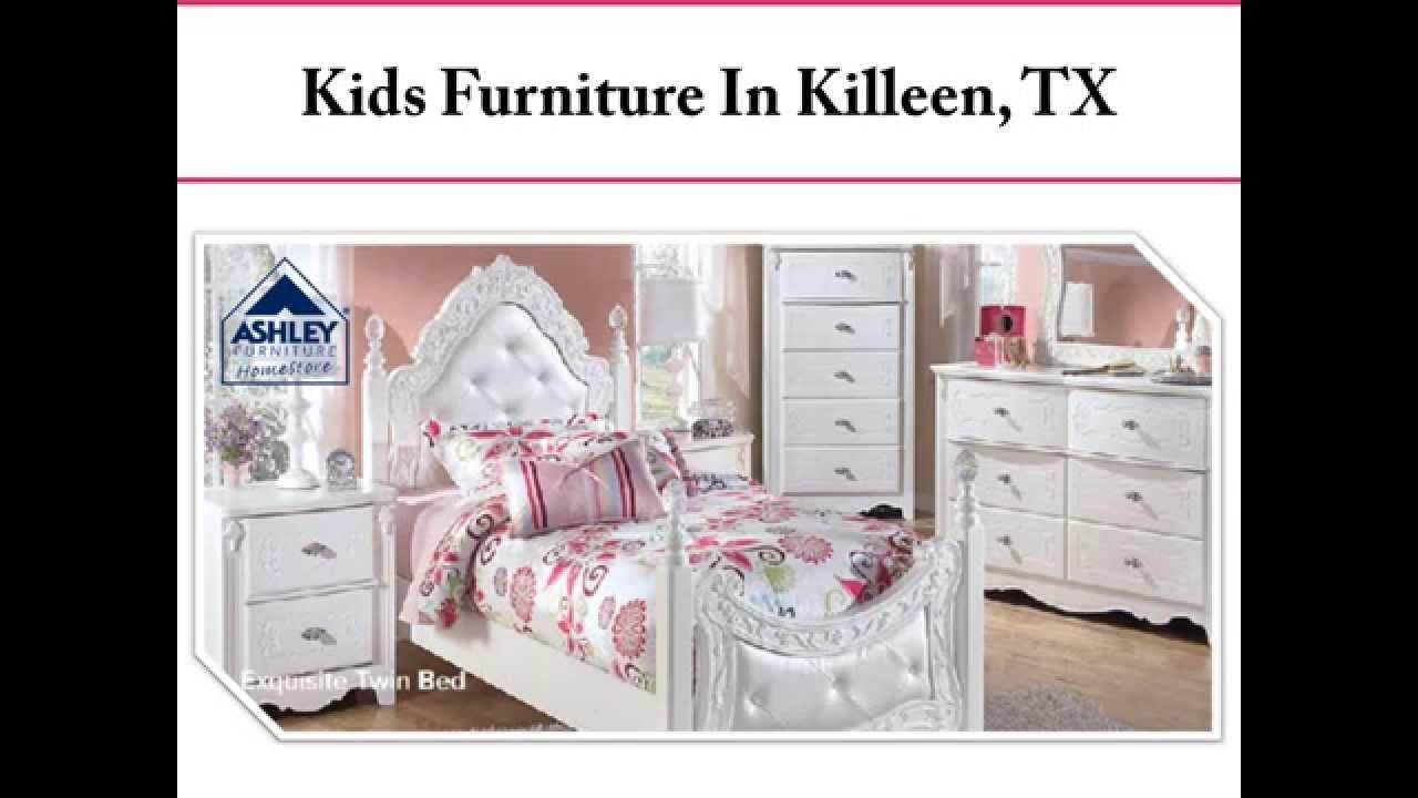Ashley Furniture HomeStore provides a wide range of kids