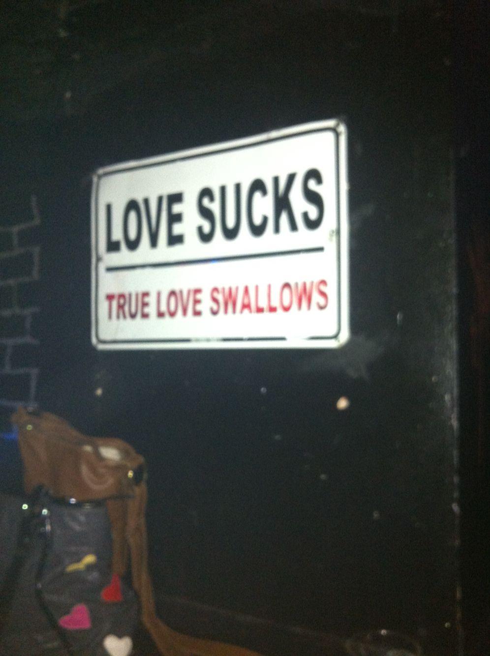 Love Sucks Quotes Love Sucks True Love Swallows  Quotes  Pinterest  Swallows