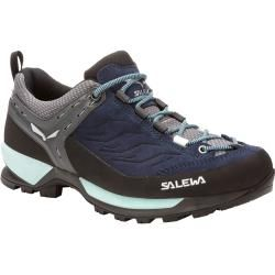 Photo of Salewa Women's Mtn Trainer Shoes (Size 38.5, Blue) | Approach shoes & multifunctional shoes> Ladies S