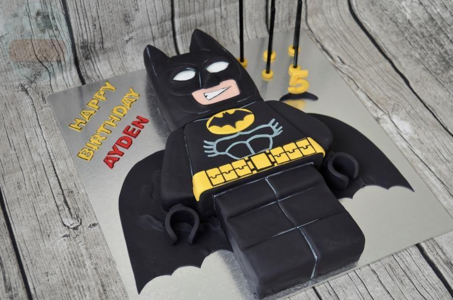 Awesome Lego Batman Cake Cake By Designed By Mani Lego Batman Personalised Birthday Cards Akebfashionlily Jamesorg