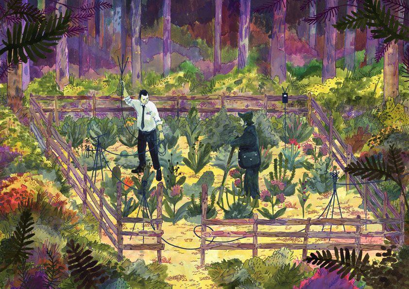 Artist Spotlight: Henry McCausland - BOOOOOOOM!