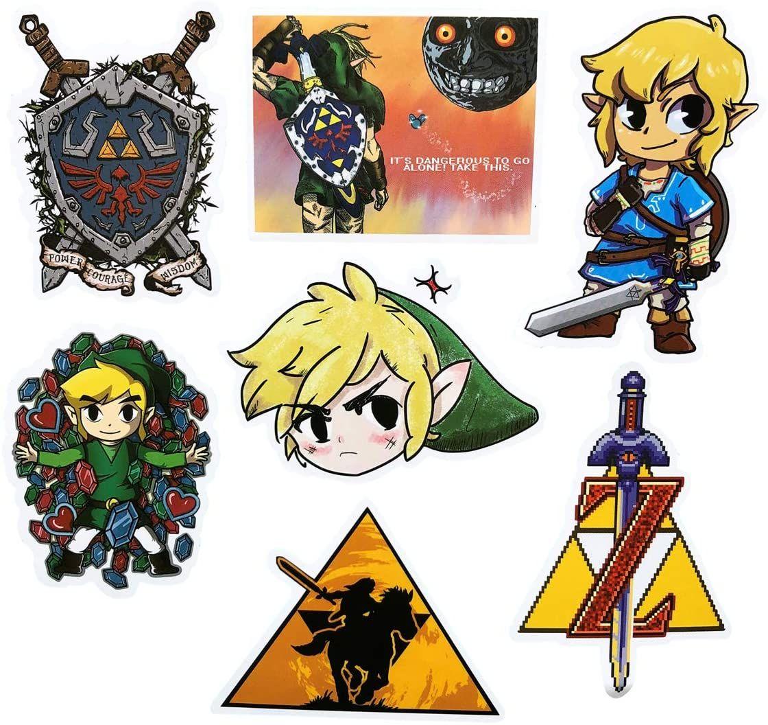 Unlimited Zelda Sticker in 2020 Legend of zelda, Laptop