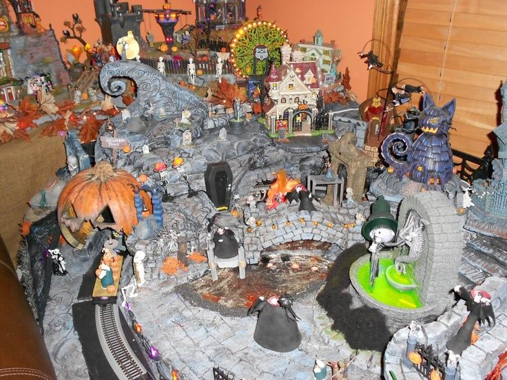 the nightmare before christmas christmas town - Google Search | me ...