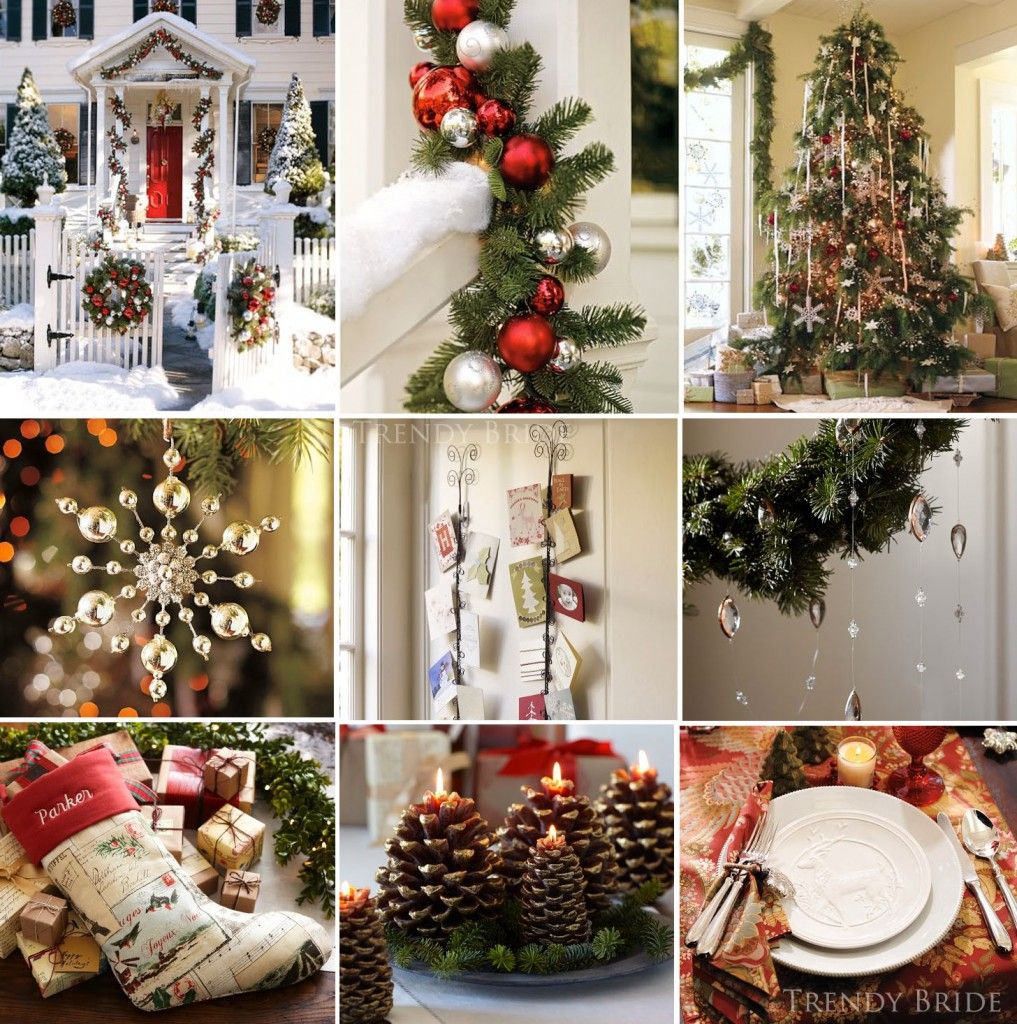 A Classic Christmas 12 Days Of Christmas Day 10 Christmas Decorations Classic Christmas Christmas Inspiration
