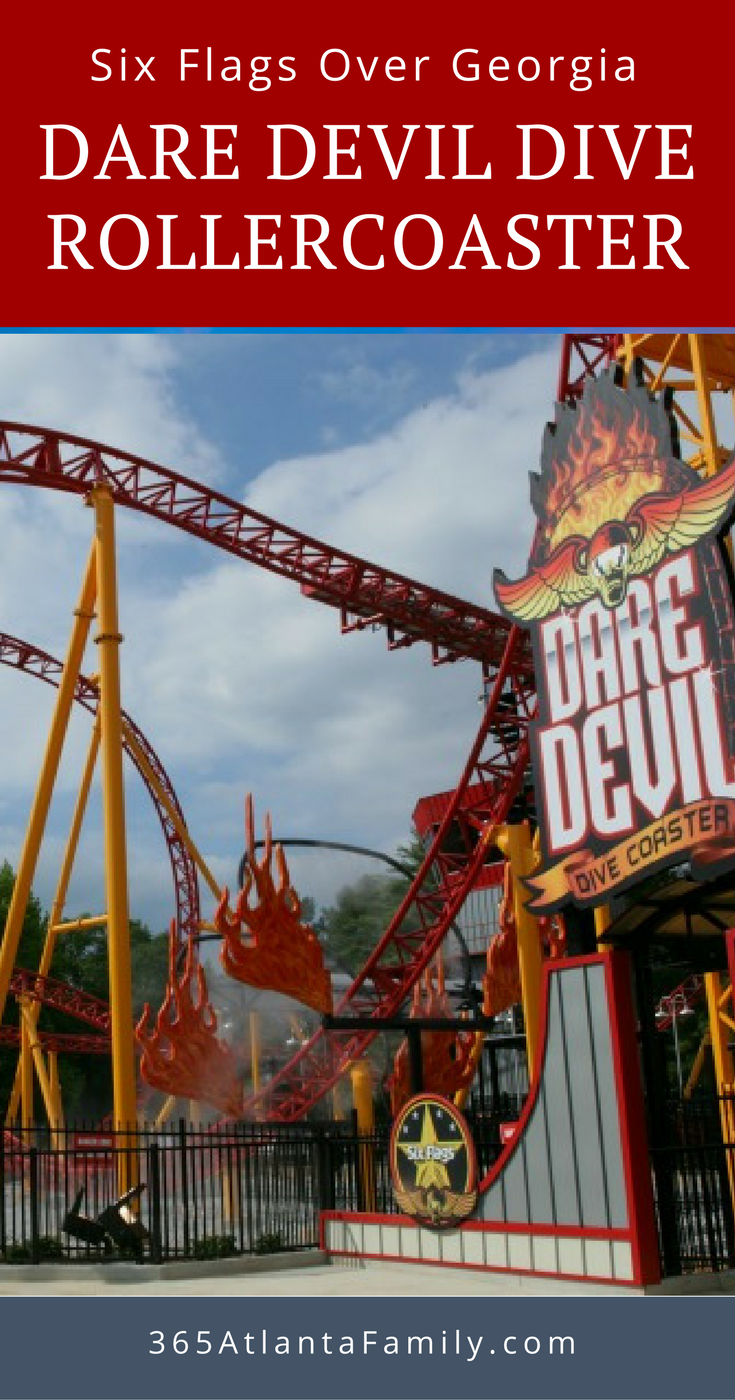 Six Flags Over Georgia Tips For A Great Day Six Flags Scary Roller Coasters Thrill Ride