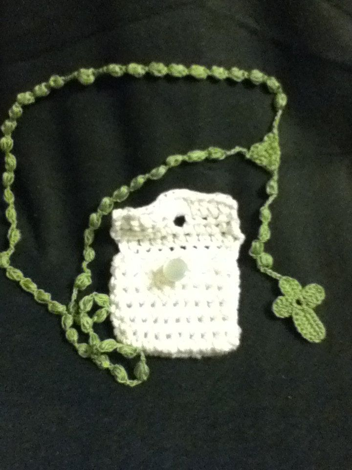Crochet Rosary Pattern PDF with pouch pattern by AMRDesigns7 www ...