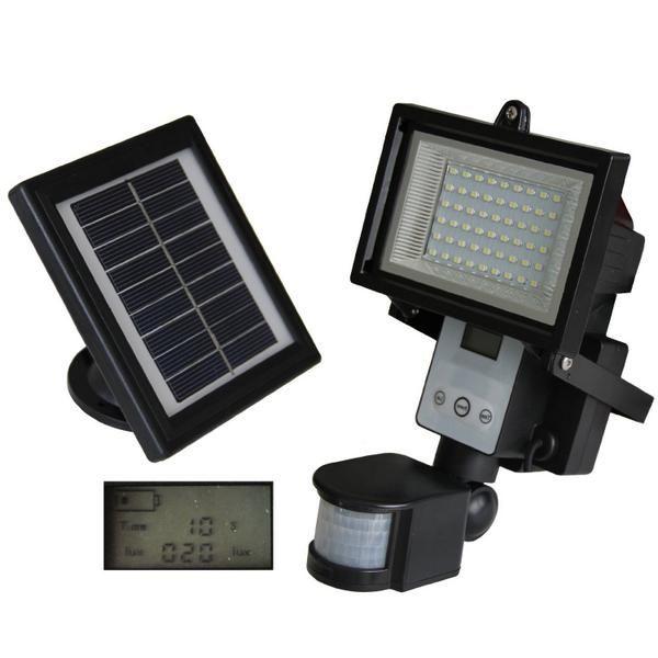 Latestpricedrops On Solar Lights Digital Light Motion Detector