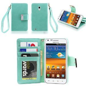 new arrival c017b e6c94 Amazon.com: IZENGATE(TM) Executive Premium PU Leather Wallet Flip ...