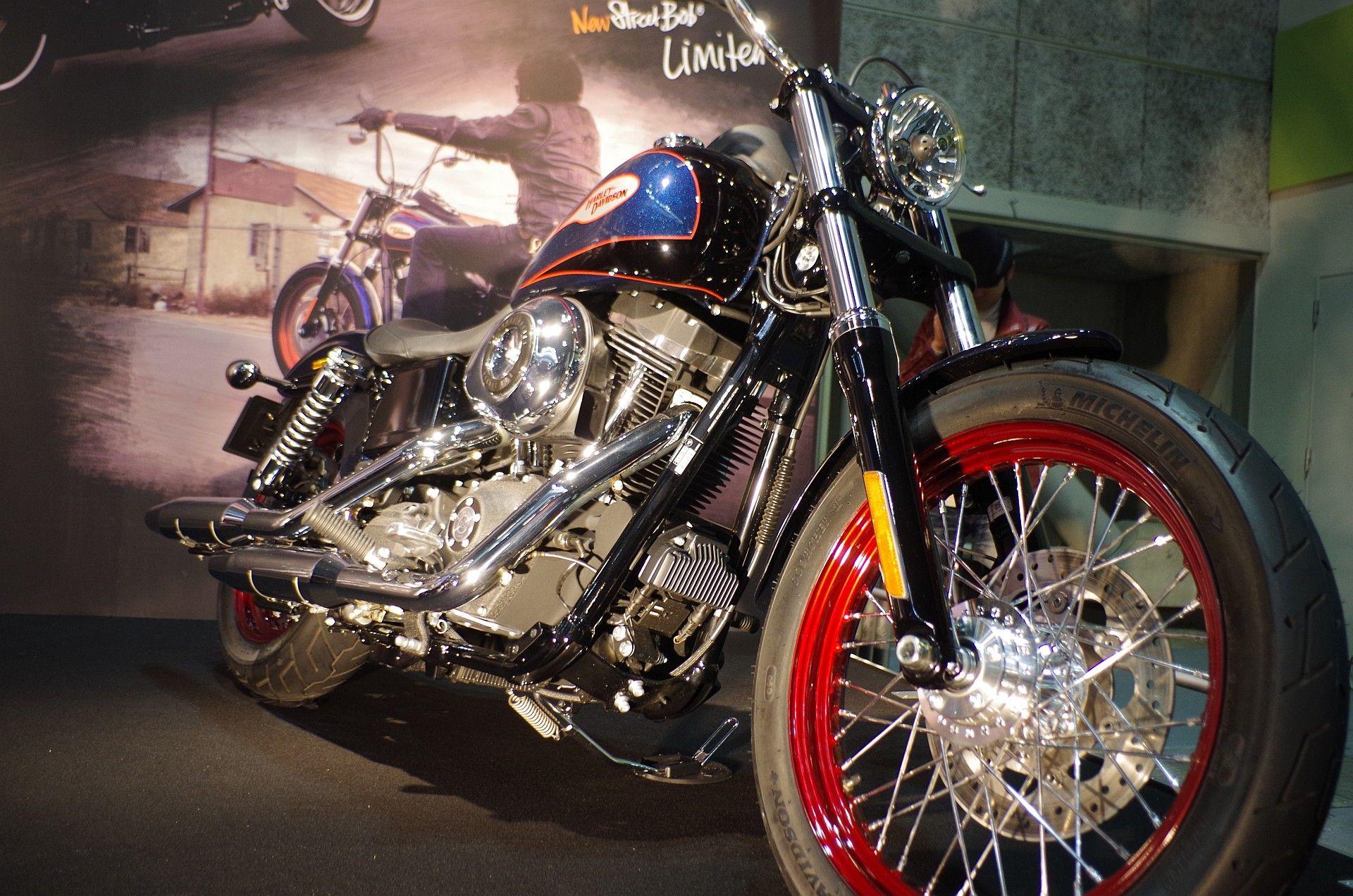 Harley-Davidson FXDBA Street Bob Limited