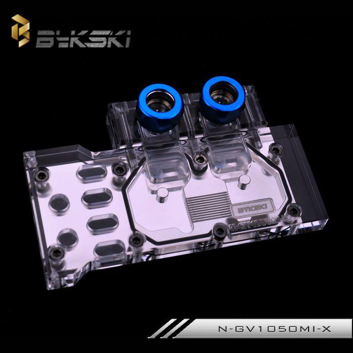 Bykski N Gv1050mi X Gpu Water Cooling Block For Gigabyte Gtx1050ti