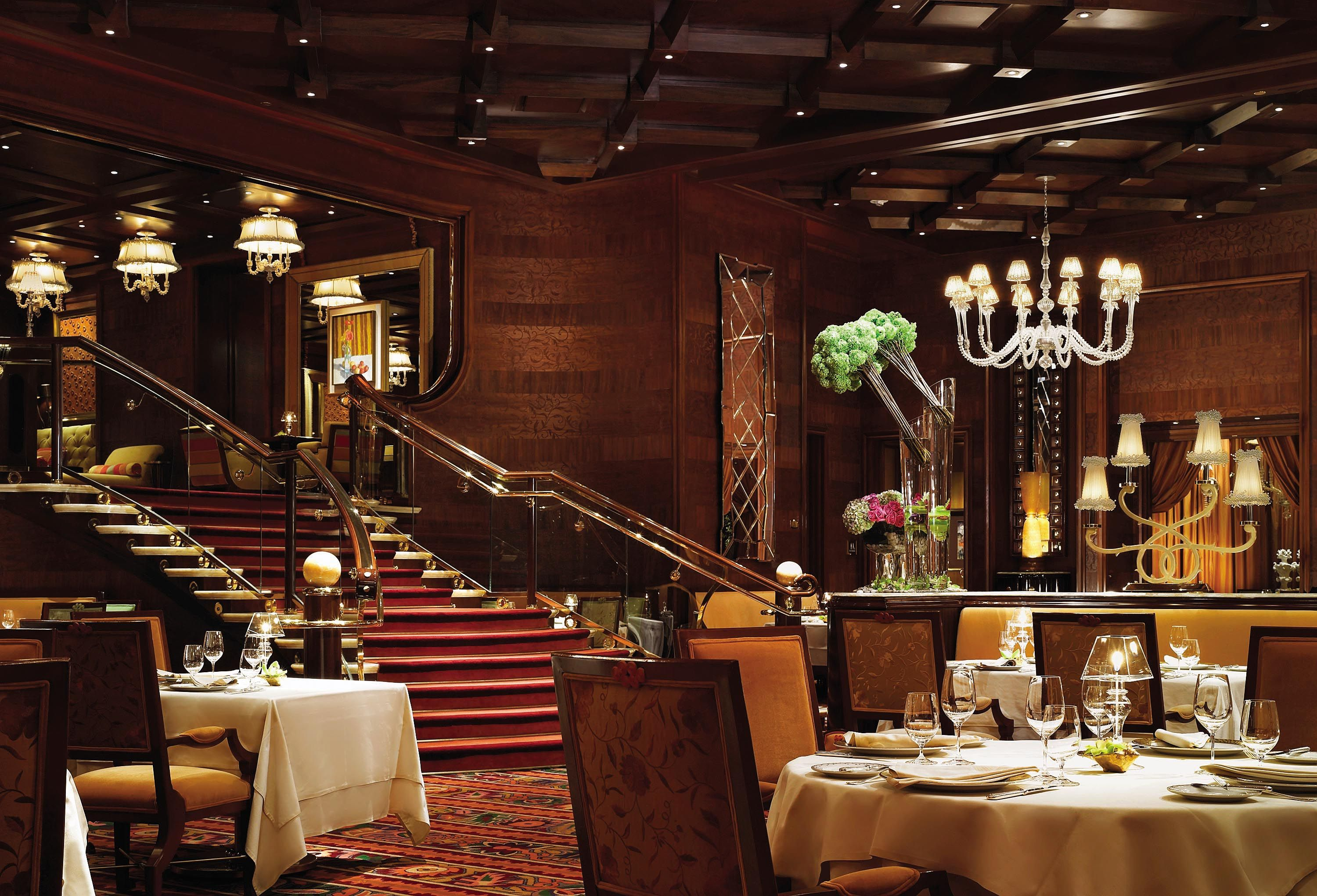 Dining At 5 Star Restaurants Alex Wynn Las Vegas Restaurant Interior DesignRestaurant