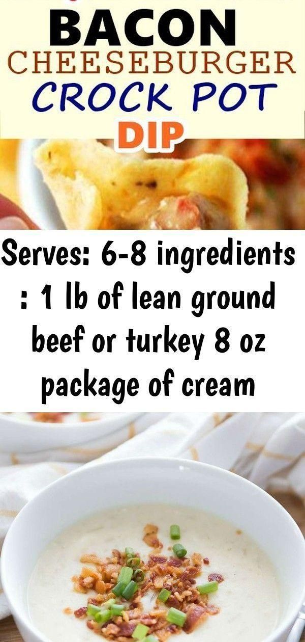 Serves 6 8 Ingredients 1 Lb Of Lean Ground Beef Or Turkey 8 Oz Package Of Cream Serves 6 8 In 2020 Ground Beef Recipes Easy Beef Recipes Ground Beef Recipes