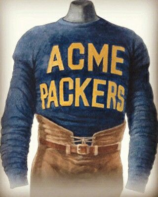 half off aa83e a048e 1921-1922 Green Bay Packers jersey. Courtesy of Packers.com ...